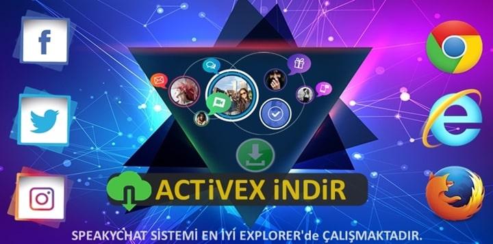 Speakychat Avidonet Activex İndir?